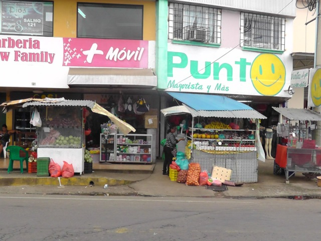 The Bus Terminal Area, David, Chiriqui, Panama
