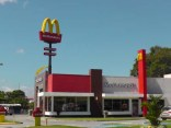 Of course one must have McDonalds, so here is the second McD's on the main highway