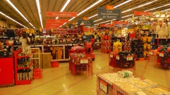 Some shopping and errands - this is the DoIt Center, like a Home Depot. You can buy pretty much everything for your house here!