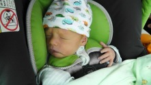 If i could stay awake, maybe I'd have something to say about this car seat business.