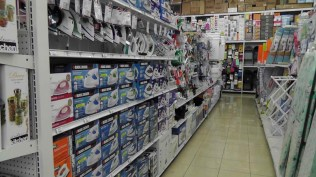 Irons, ironing boards, laundry baskets, clothes organizers, drying racks