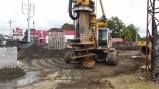 This digger has been working hard and it's fun to see it in action.