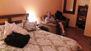 Our room was very comfortable!