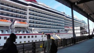 BIG ship!