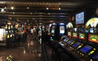We found the casino.