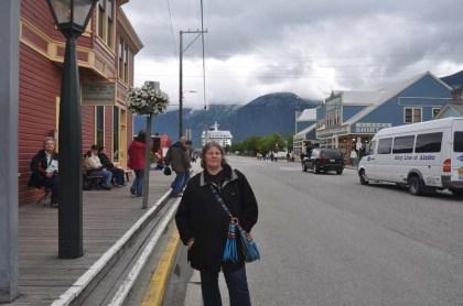 Me, looking like a tourist :D