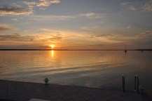 We used to take weekend getaways to Key Largo, Florida and we loved the amazing sunsets.