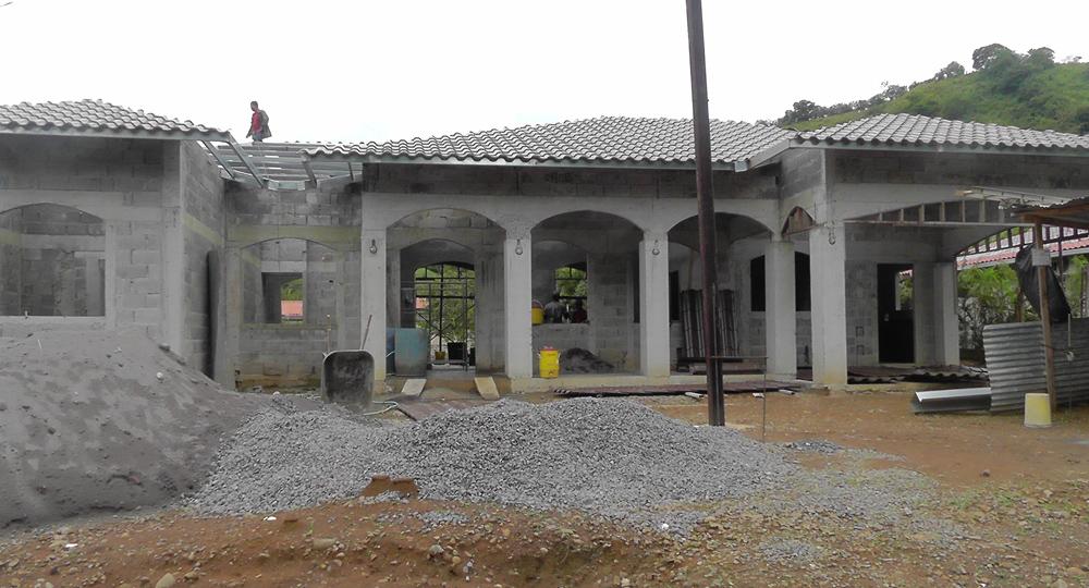 Panamanian Construction The Panama Adventure