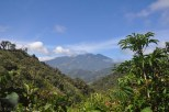 A beautiful view of Volcan Baru