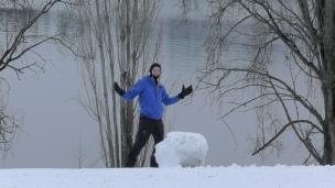 Yeah, big snowball!