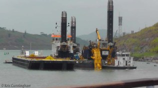 Another dredging operation.