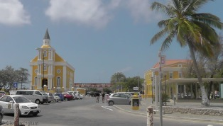 Some of the historical buildings in town.