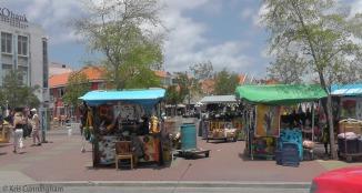 More vendors outside.