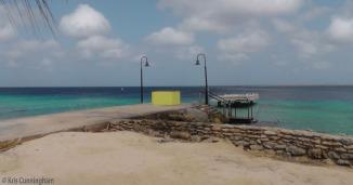 Our snorkel spot.
