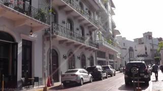 Pretty balconies!