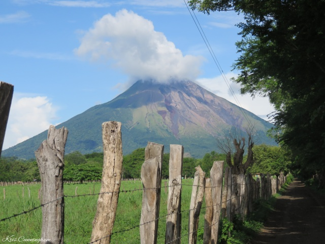 Today's photo of the volcano