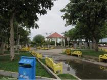 The Central Park in Liberia