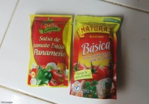 A couple option for pouches of tomato sauce.