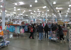 Costco in Santa Rosa