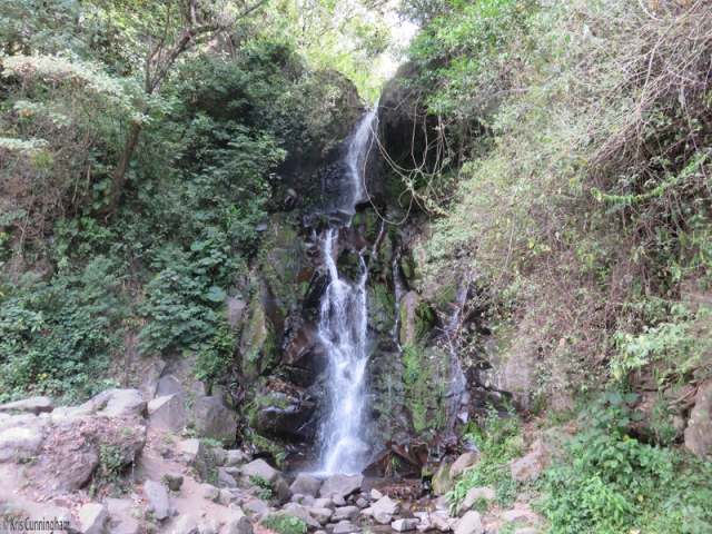 San Ramon Waterfall