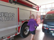cool fire truck