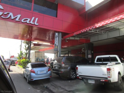 City Mall - we didn't go in because we couldn't find any parking anywhere nearby