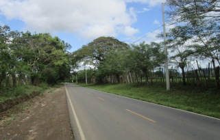 What a nice road to ride