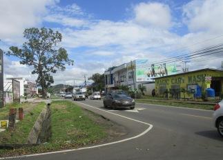 the old Via Boquete