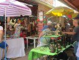a tourist oriented market