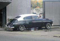 interesting old car