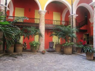 We found our way back to the rum museum, but decided it wasn't worth the $7 admission fee