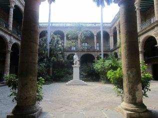 Palacio de los Capitanes Generales, late 1700's