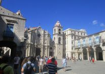 Cathedral of Havana 1700's
