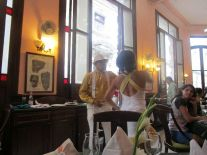 Our lunch restaurant, check the videos post!