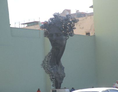 I love this sculpture