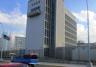 the American Embassy!!