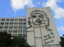 Back to the Plaza de la Revolucion