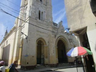 I believe this is Iglesia Nuestra Señora de La Caridad