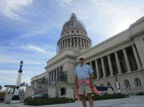 el Capitolio (under some renovation)