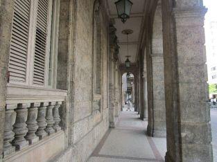 elegant building