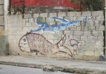 street art on our street