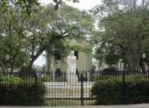 Parque de los Enamorados (park of lovers)