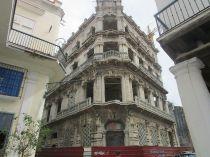 gorgeous old building under renovation