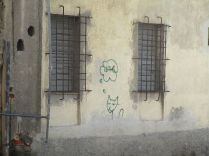 bit of street art across the street