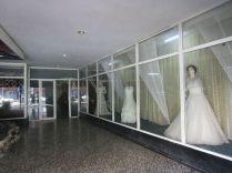 a bridal shop