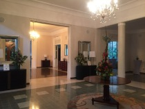 More of the main foyer
