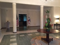 Another view in the main foyer