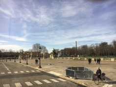 Place de la Concorde, formerly the Place de la Revolution where many lost their lives by guillotine