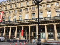 the Comedie Francaise, the oldest active theatre company in the world